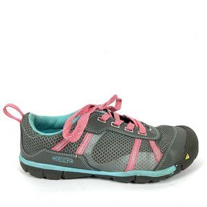 Keen 5 Sneakers Contour Arch Lace Up Shoes Blue